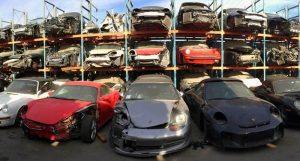 dispose old vehicle